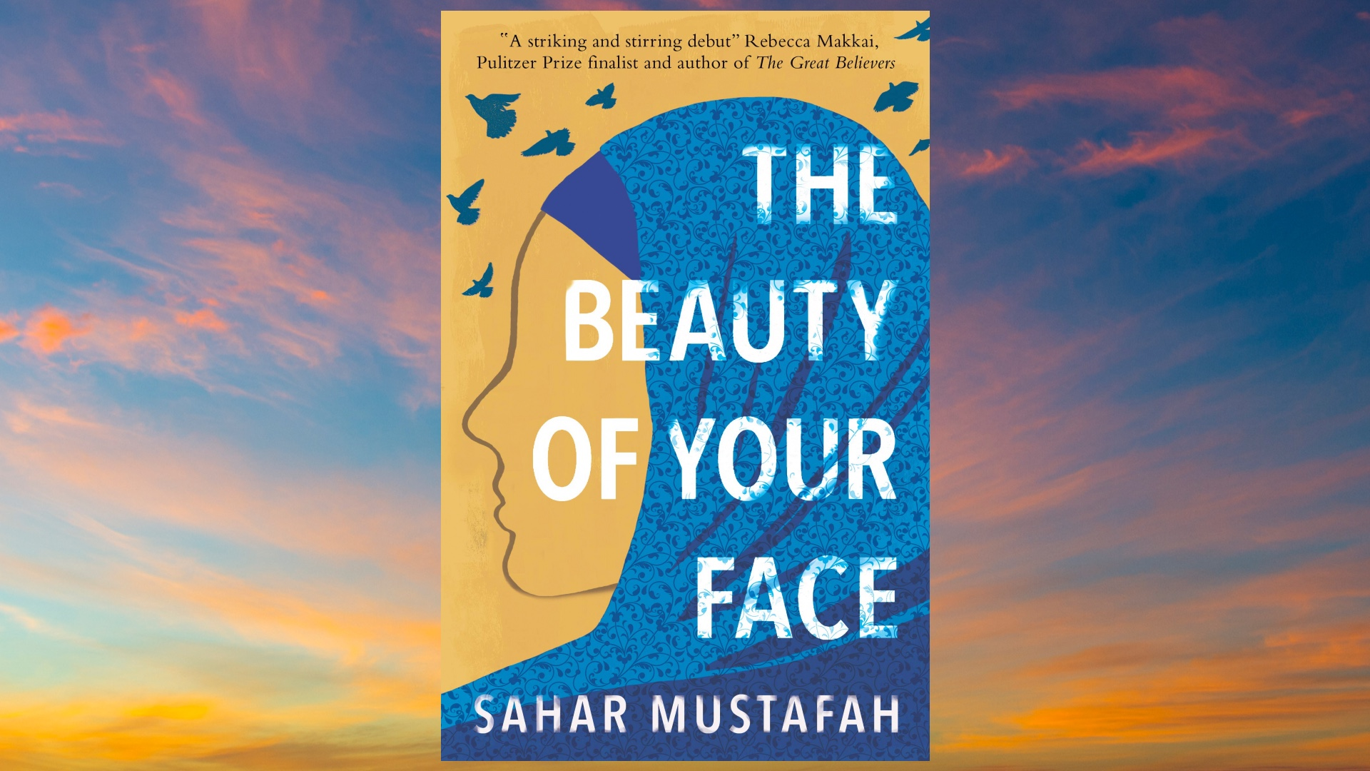 A Palestinian-American woman wrestles with faith, loss, and identity before coming face-to-face with a school shooter in Sahar Mustafah's searing debut