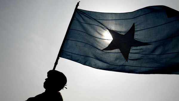 Suicide bombing at Somalia army camp in Mogadishu kills at least 15