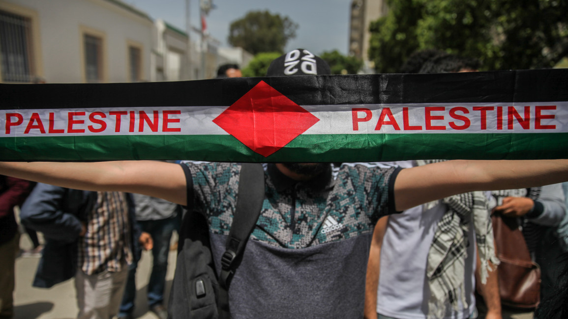 How digital activism is putting the global spotlight on Palestine