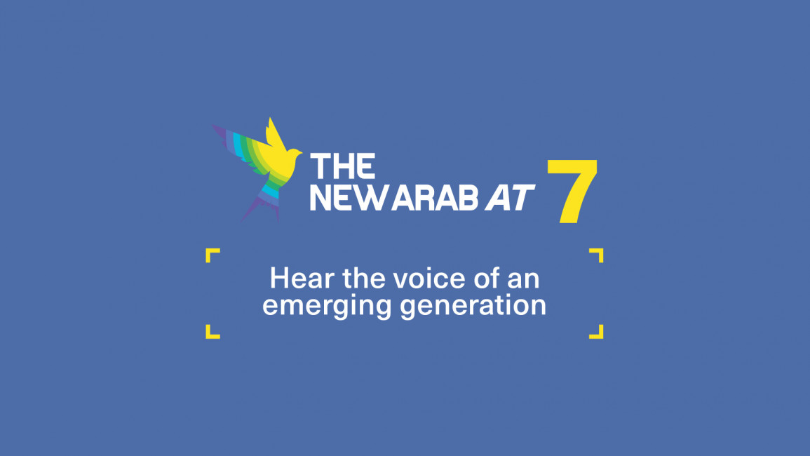 The New Arab at 7: Hear the voice of an emerging generation (By Karim Traboulsi)