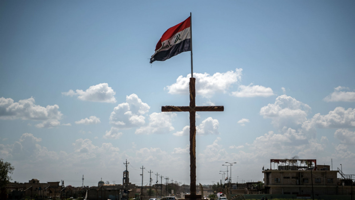 Iraqi Christians face an uphill battle for survival