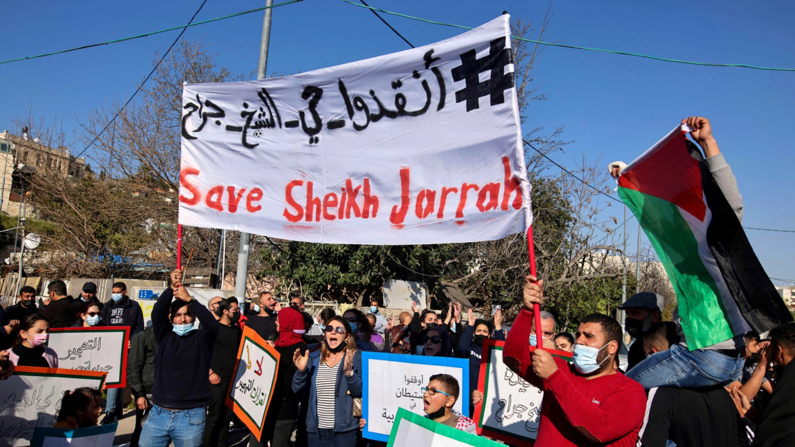 Sheikh Jarrah and the ethnic cleansing of Palestinians in East Jerusalem
