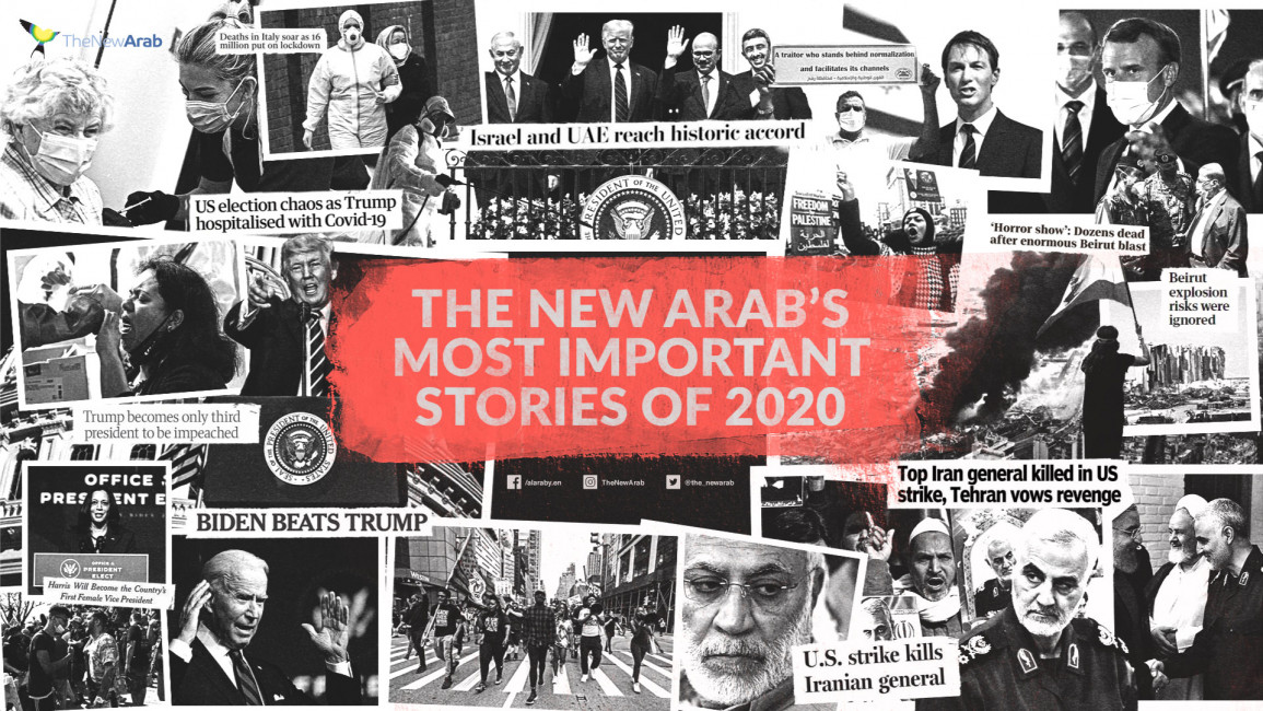 A Watershed Year: The New Arab's Most Important Stories from 2020