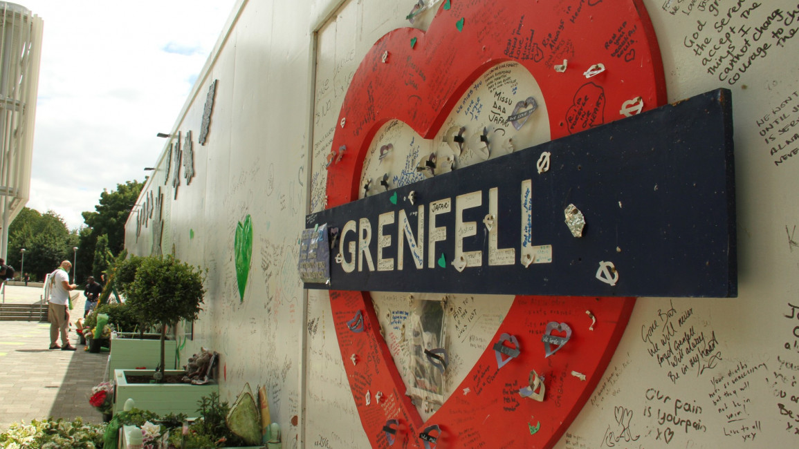 Remembering Grenfell through the love of food