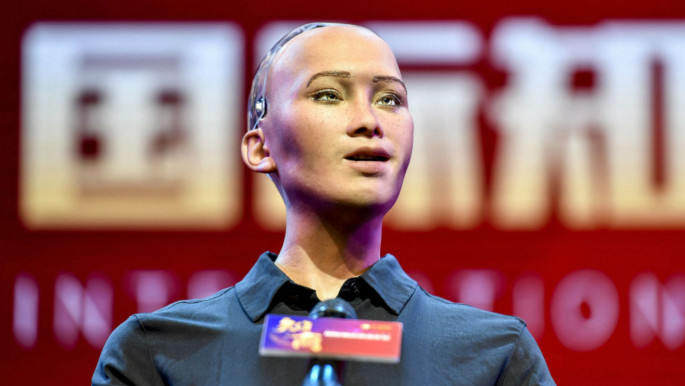 Robot Sophia has more rights than Saudi Arabia's migrant workers