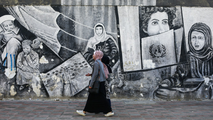 Gaza's women entrepreneurs make it possible to send gifts to residents in the 'open-air prison'