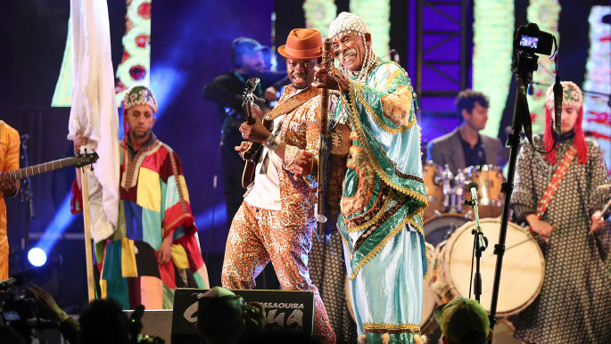 Morocco's Gnaoua Festival: Fusing global sounds under one roof