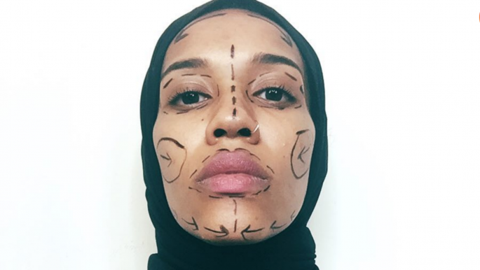 White feminism and hyper-sexualisation: British-Sudanese poet tackles struggles of Muslim women