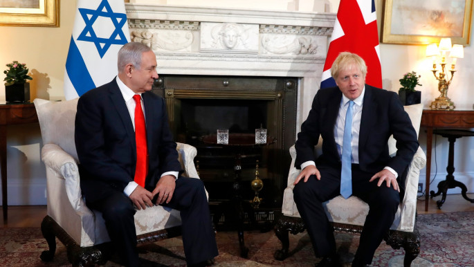 Boris Johnson's ICC opposition allows Israel to believe it's above the law