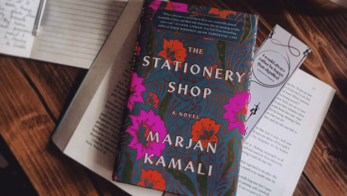 A bookish love story in Iran: The Stationery Shop