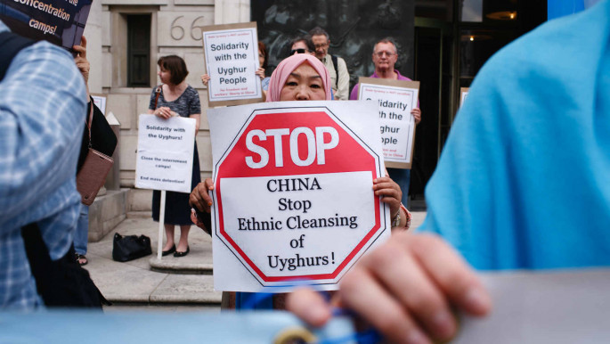 Uighur Muslims abroad are refugees fleeing China's oppression. Don't send them back under any circumstances