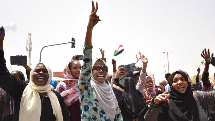 The Sudanese uprising is not quite finished