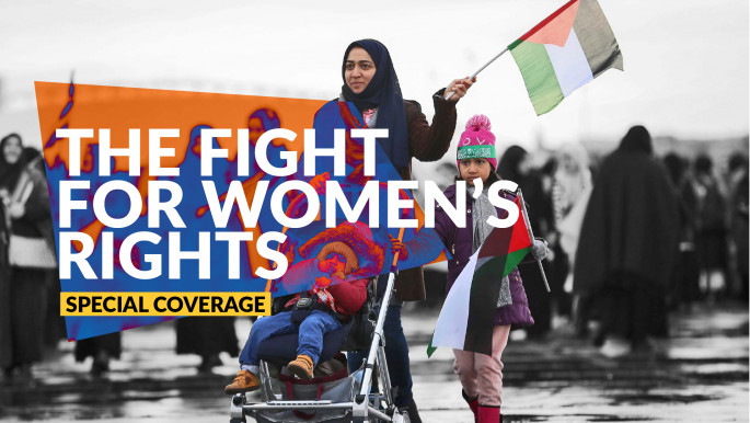 The fight for women's rights in the Middle East
