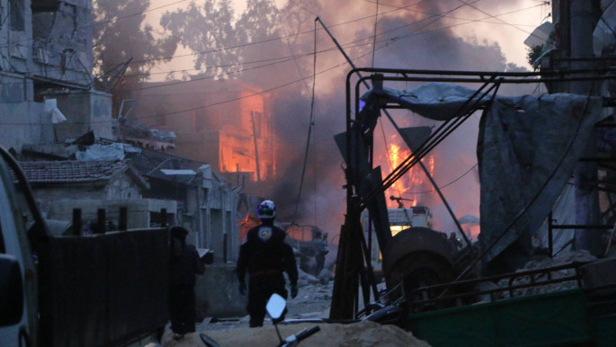 Syrian suffering continues in Idlib
