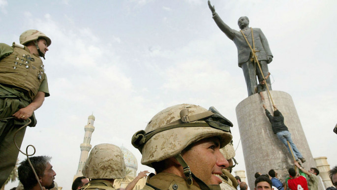 America's delusions in Baghdad cost Iraqis their sovereignty