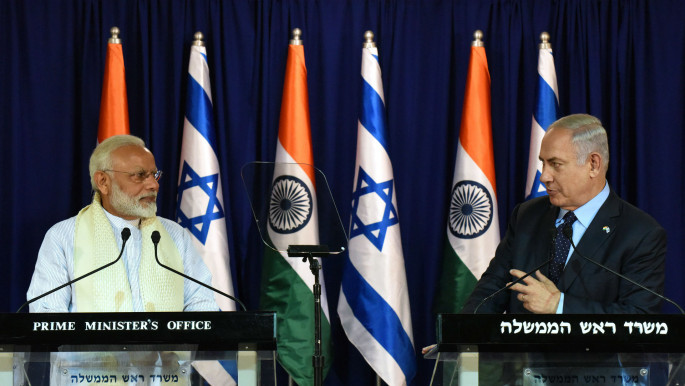 What's happening in Kashmir looks a lot like Israel's rule over Palestine