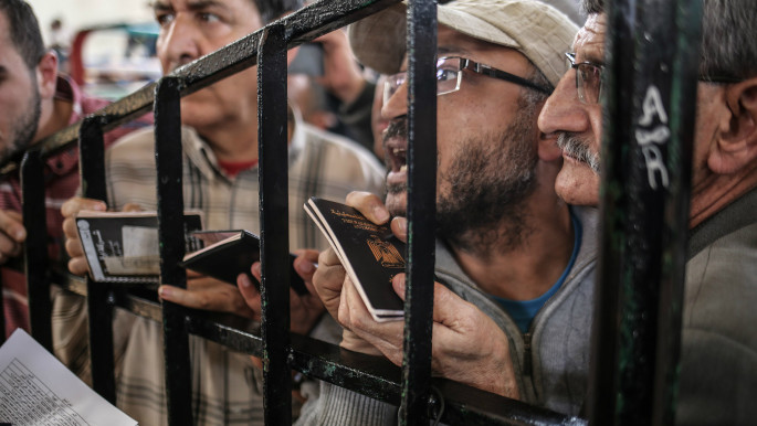 'Staring at freedom a footstep away': How Gazans struggle to leave through the Rafah border
