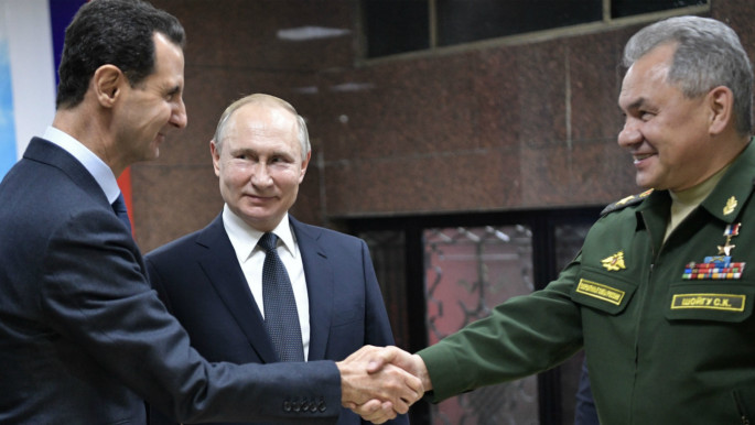 Syria Weekly: Rattled Russia sparks Putin visit to Damascus