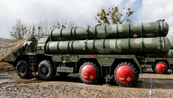 US-Turkey tensions reach boiling point over Russia rocket saga