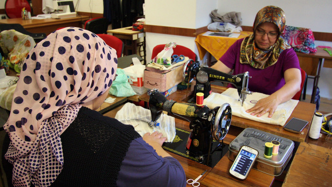 It's business time in Turkish housewives' gender equality battle