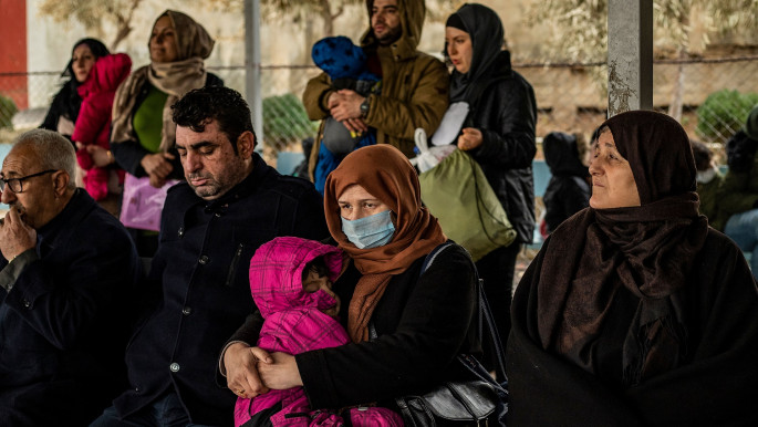 As Lebanon grapples with economic collapse and a coronavirus outbreak, refugees appeal for international help