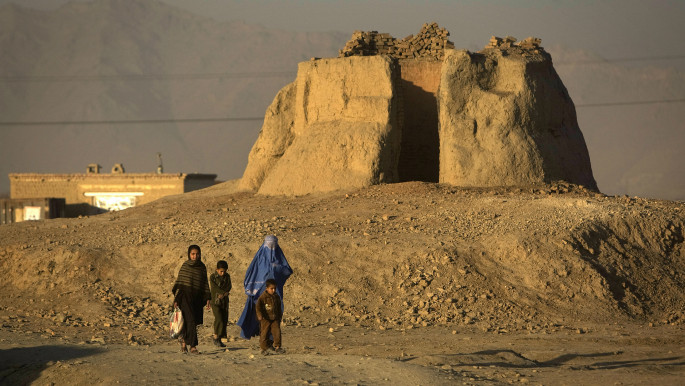 Casualty of war: Deforestation and desertification in Afghanistan