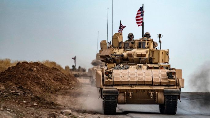 The US-Iraq strategic dialogue last week promised to withdraw America's troops. [Getty]