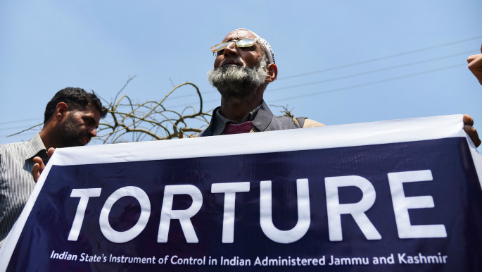 Gory tales of torture in Indian-administered Kashmir