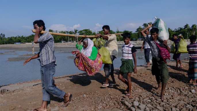 Exodus of Rohingya from Myanmar to Bangladesh sparks ecological crisis