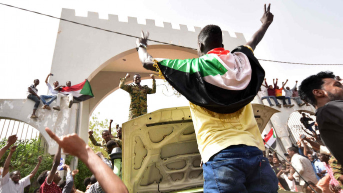 'A portal into tomorrow's Sudan': Inside the sit-in that brought down Sudan's dictator Bashir