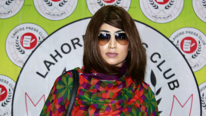 Shining a light on the dark corners that built up and knocked down Qandeel Baloch