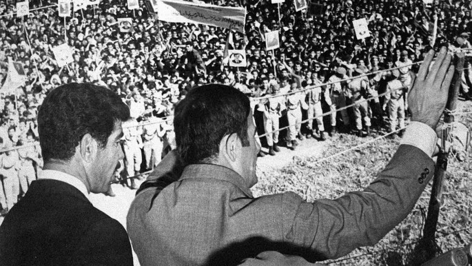 A history of Iraq-Syria relations