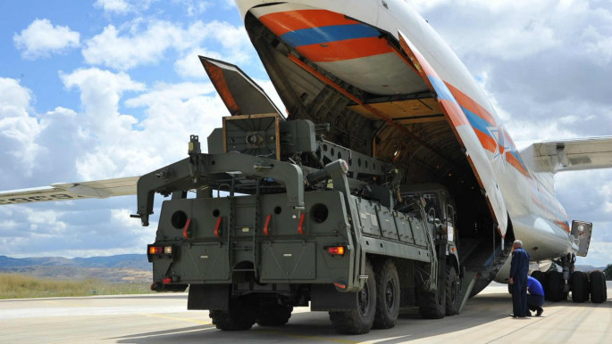 Elusive US-Turkey deal over Syrian safe zone complicated by S-400 crisis