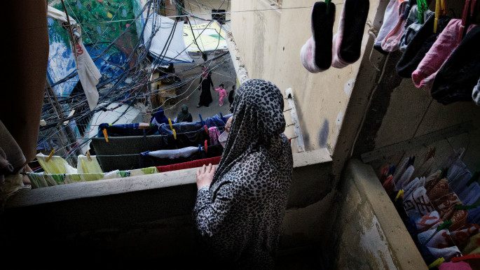 'It wasn't like this in Syria': Displaced women speak out in Lebanon