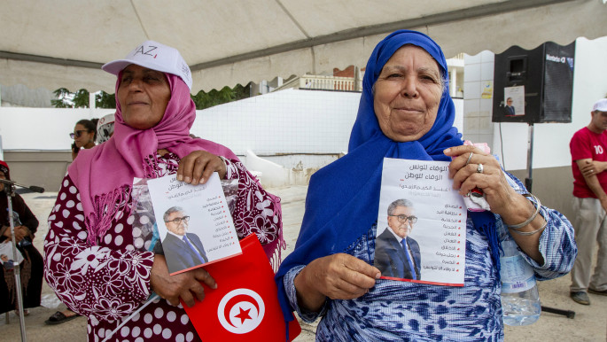 Women set to play a decisive role in Tunisia's elections after Essebsi's death