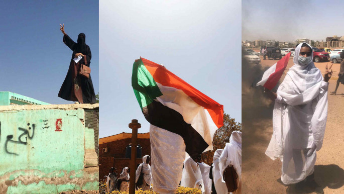 'Fighting for our stolen rights': Sudanese women call for social justice revolution