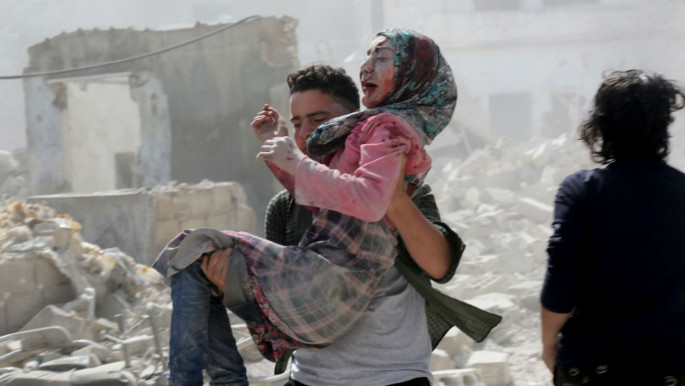 Stop letting Assad commit war crimes with impunity