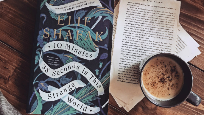 Tequila Leila and the misfits: Elif Shafak's 10 Minutes 13 Seconds In This Strange World