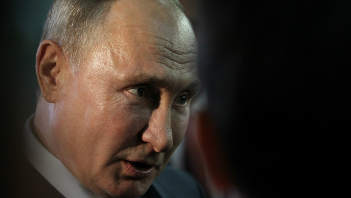 Russia aims to become a major arms trader in the Middle East again