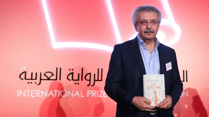 'Books are freedom and hope': Palestinian-Jordanian author Ibrahim Nasrallah on life and literature
