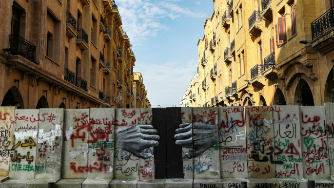 'Reality revolution TV': Protesters in Lebanon turn to alternative media to spread their message