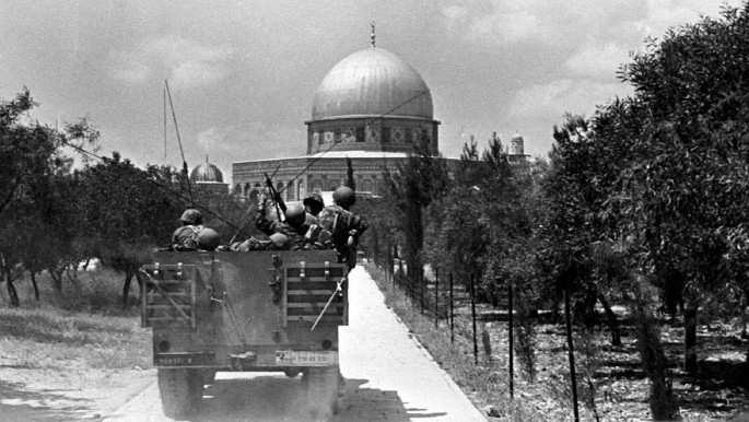 The 1967 Arab-Israeli War and the making of today's Middle East