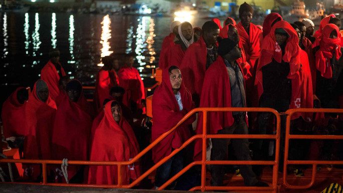 By blocking them and punishing those who aid them, Europe is drowning in migrants' blood