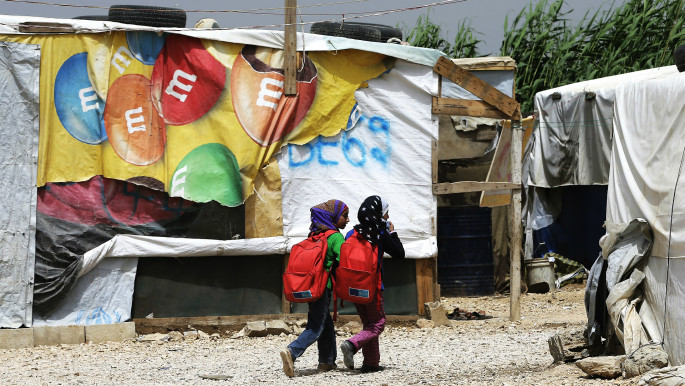 A right to education: Saving Syrian refugee children from becoming a lost generation