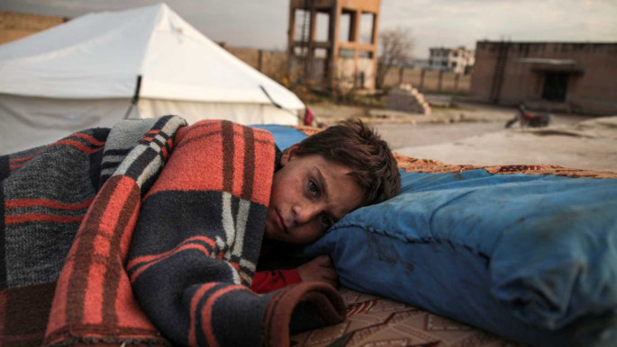 For Syrians fleeing Idlib, there's nowhere left to run