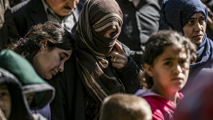 Why Iraq's courts aren't recognising IS crimes against the Yazidis