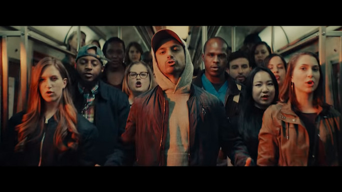 Immigrants, we get the job done: Powerful new music video challenges Trump ban