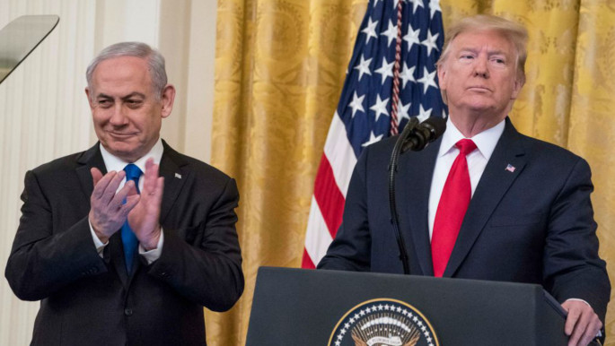 Trump and Netanyahu issue a new colonial mandate in Palestine