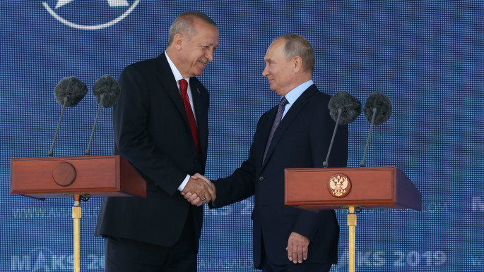 This is why Turkey will not buy the Russian fighter jets