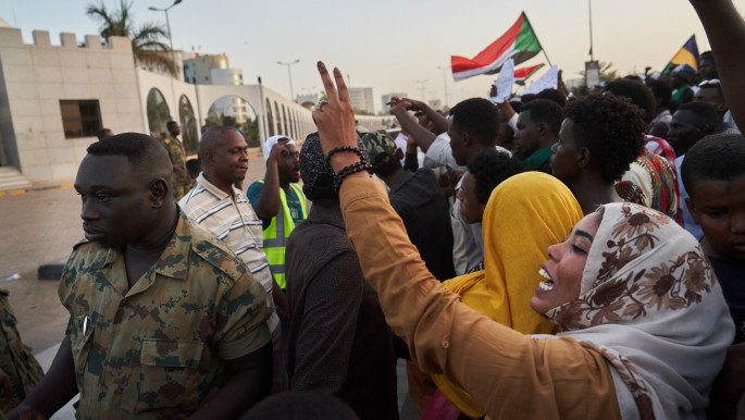 Sudan uprising: Echoing the voices of the youth